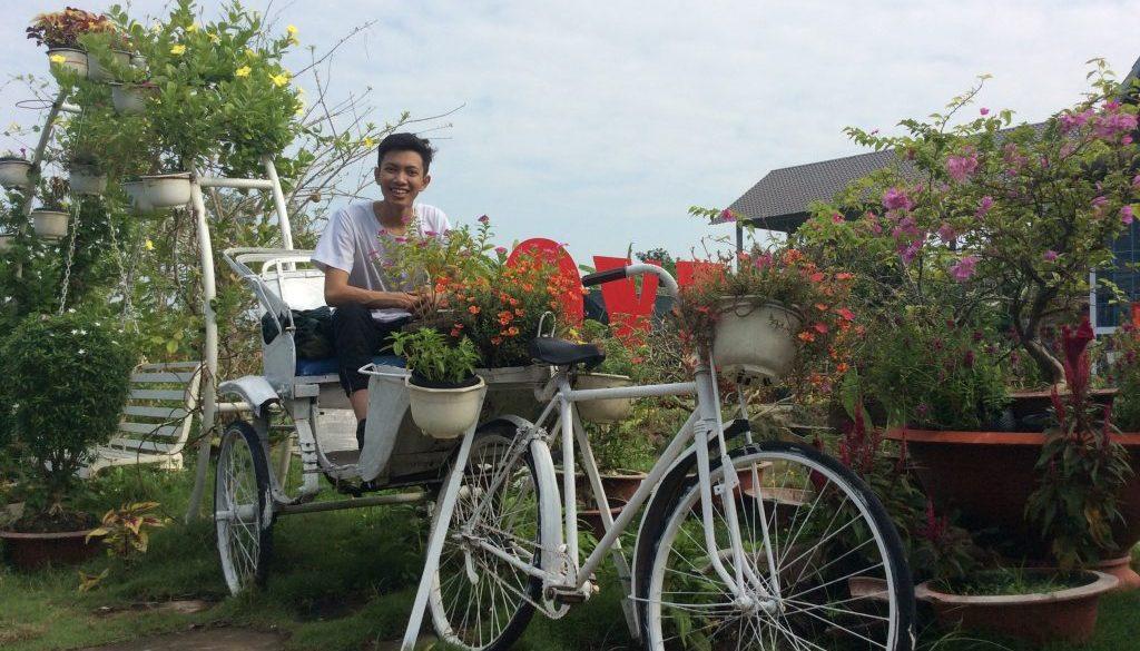 Trần Huy Hoàng lựa chọn